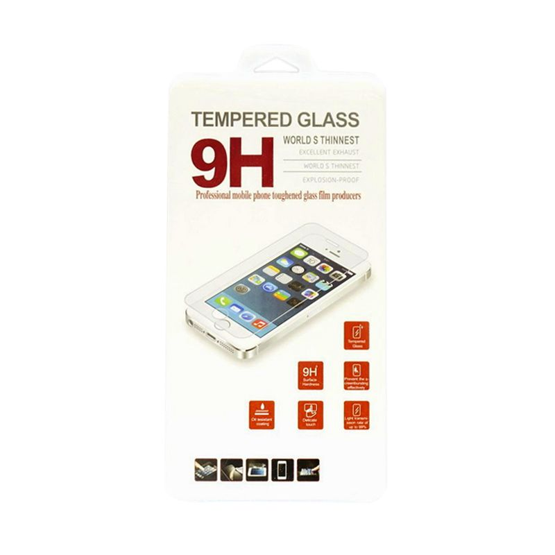 Hog Tempered Glass Screen Protector for Lenovo S850