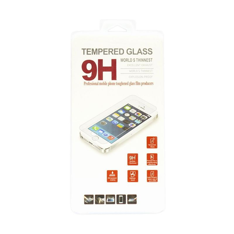 Hog Tempered Glass Screen Protector for Sony Xperia M2