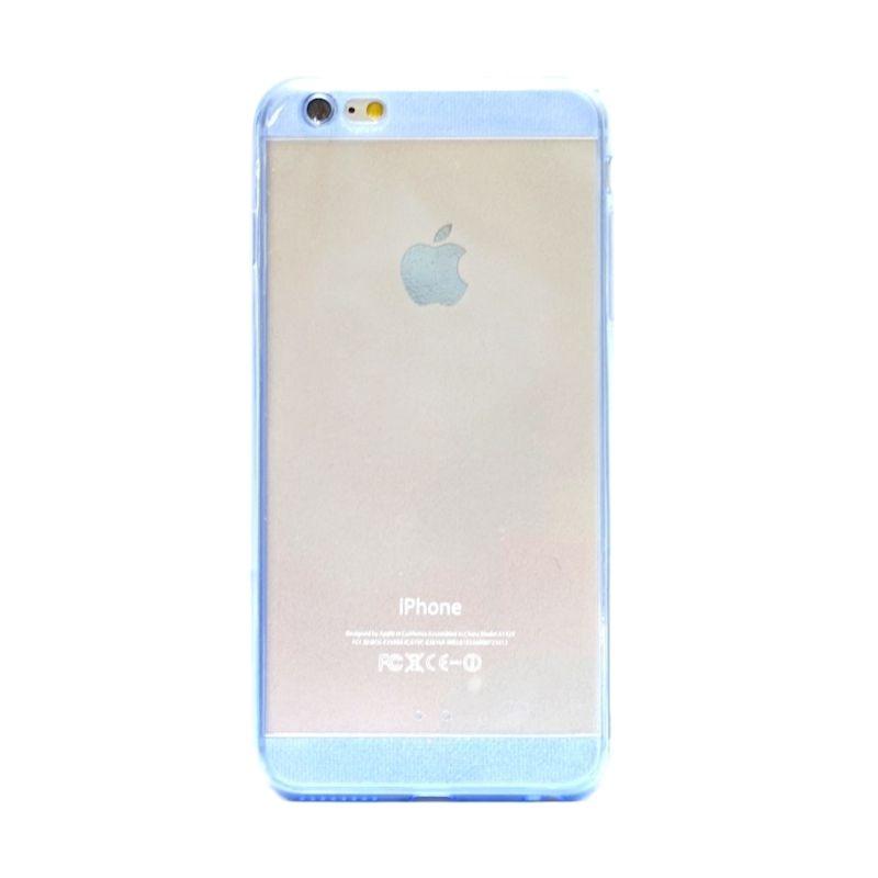 Hog TPU Diamond Blue Casing for iPhone 6 Plus