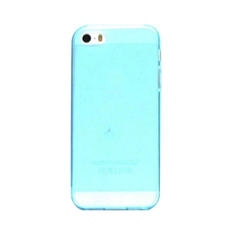 Hog TPU Dove Biru Softcase Casing for iPhone 5 or 5s