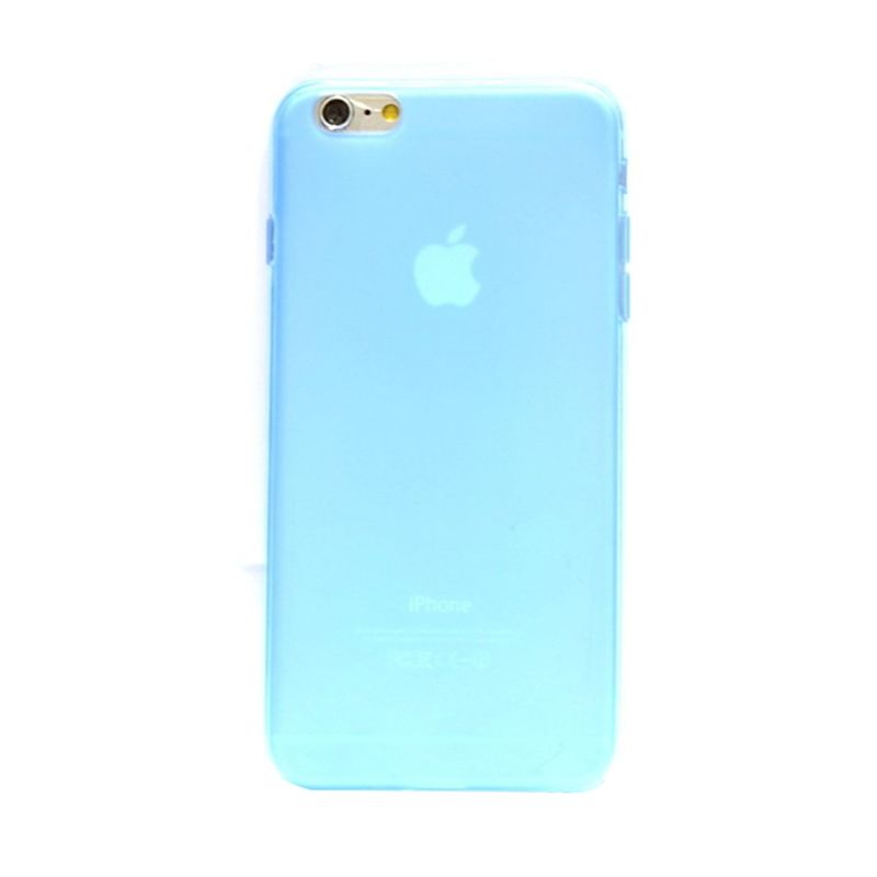Hog TPU Dove Biru Casing for iPhone 6 Plus