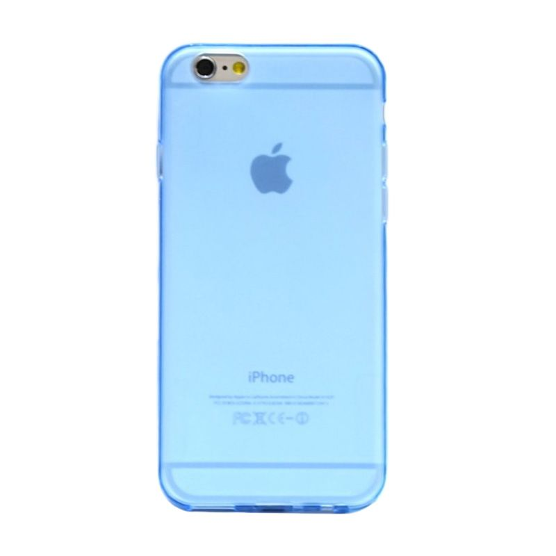 Hog TPU Dove Biru Softcase Casing for iPhone 6