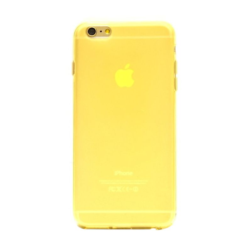 Hog TPU Dove Gold Softcase Casing for iPhone 6