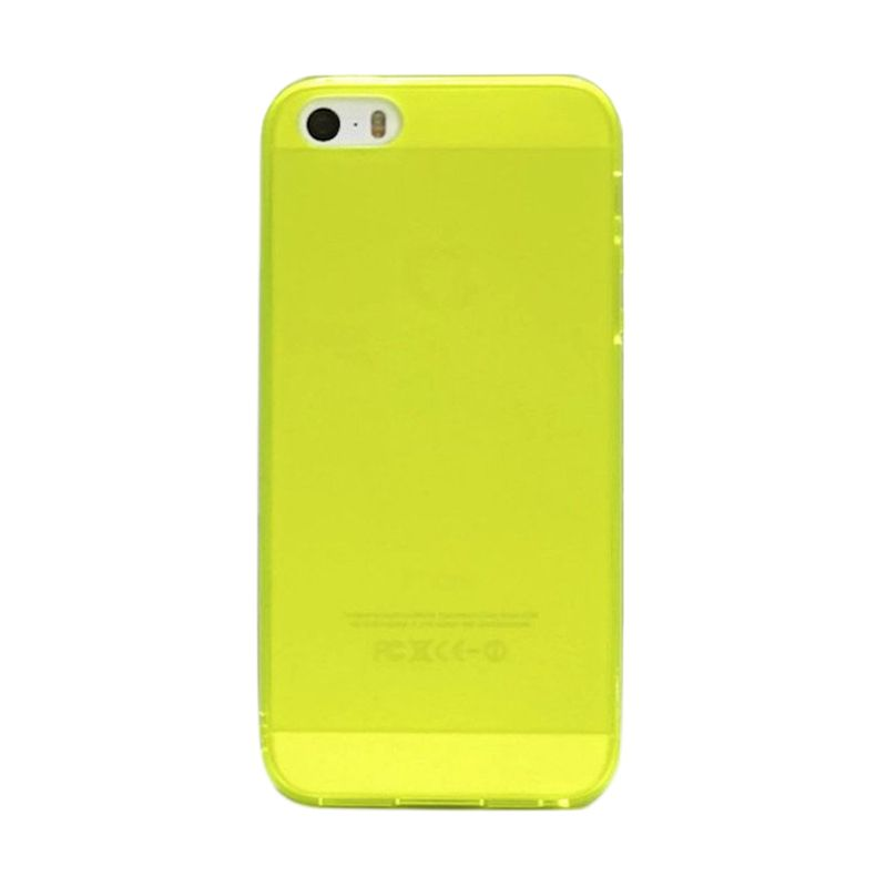 Hog TPU Doves Green Casing for iPhone 5 or 5S