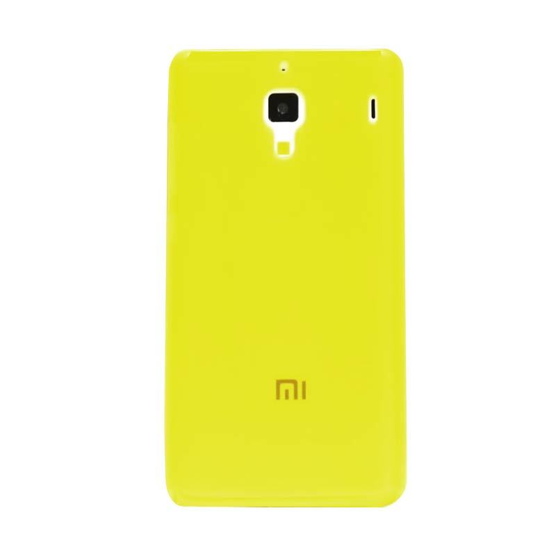 Hog TPU Dove Kuning Softcase Casing for Xiaomi Redmi 1S