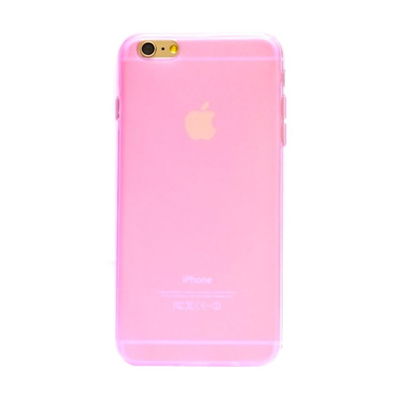 Hog TPU Dove Pink Casing for iPhone 6 Plus