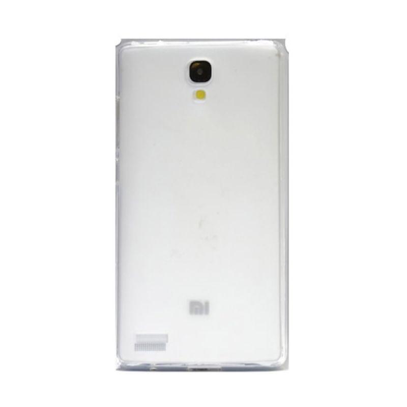 Hog TPU Dove Putih Casing for Xiaomi Redmi Note
