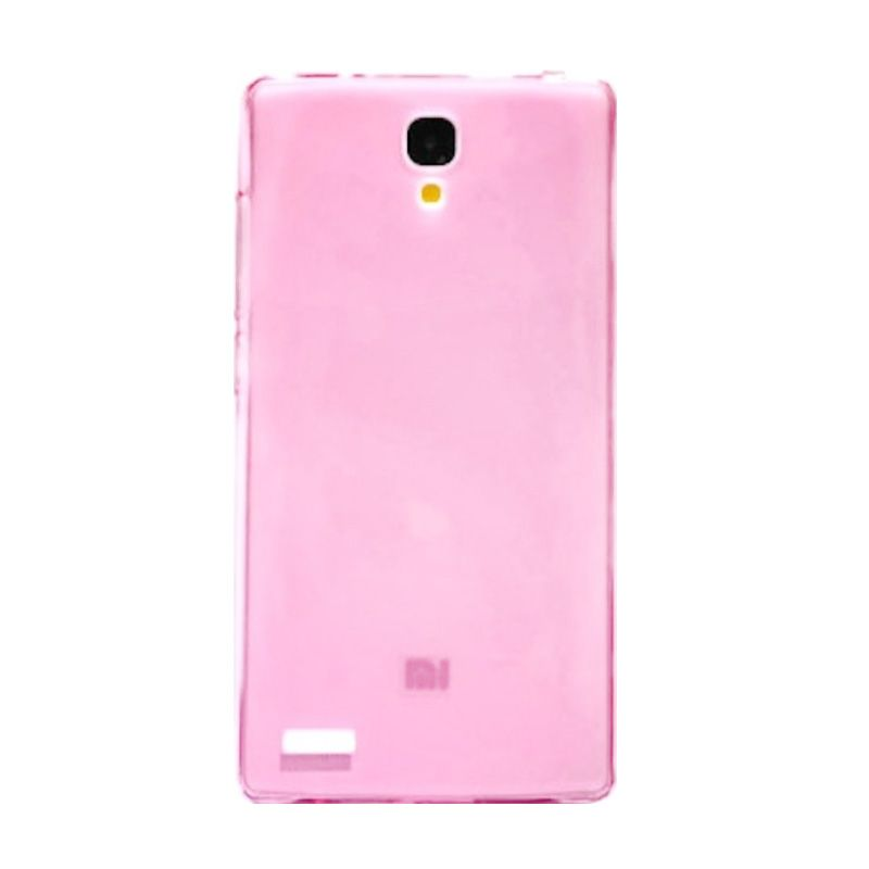 Hog TPU Dove Soft Pink Casing for Xiaomi Redmi Note