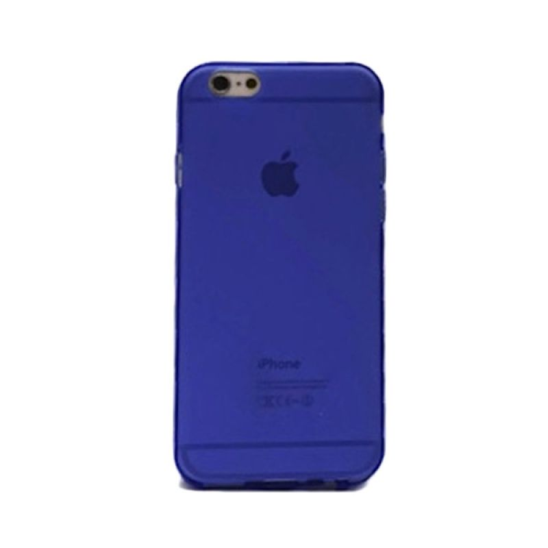 Hog TPU Dove Ungu Casing for iPhone 6