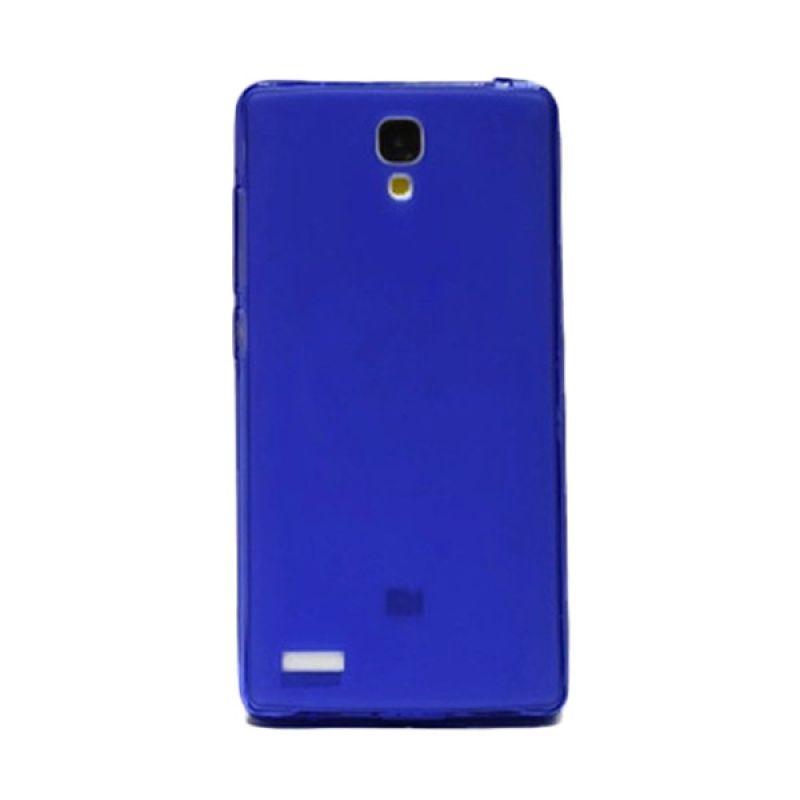 Hog TPU Dove Ungu Casing for Xiaomi Redmi Note