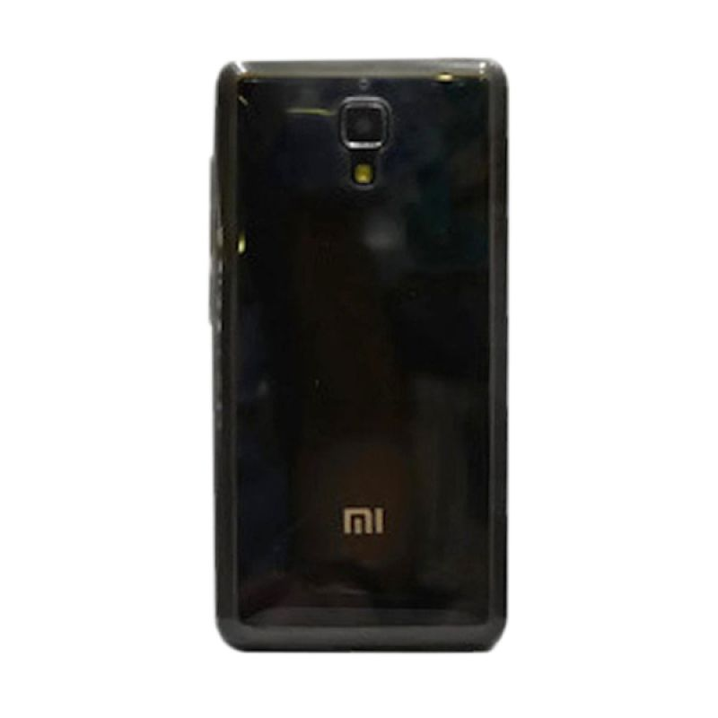 Hog TPU Mika Black Casing For Xiaomi Mi4