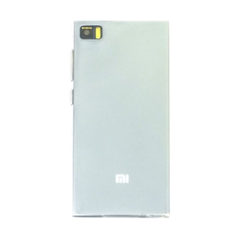 Hog TPU Mika Putih Casing For Xiaomi Mi3