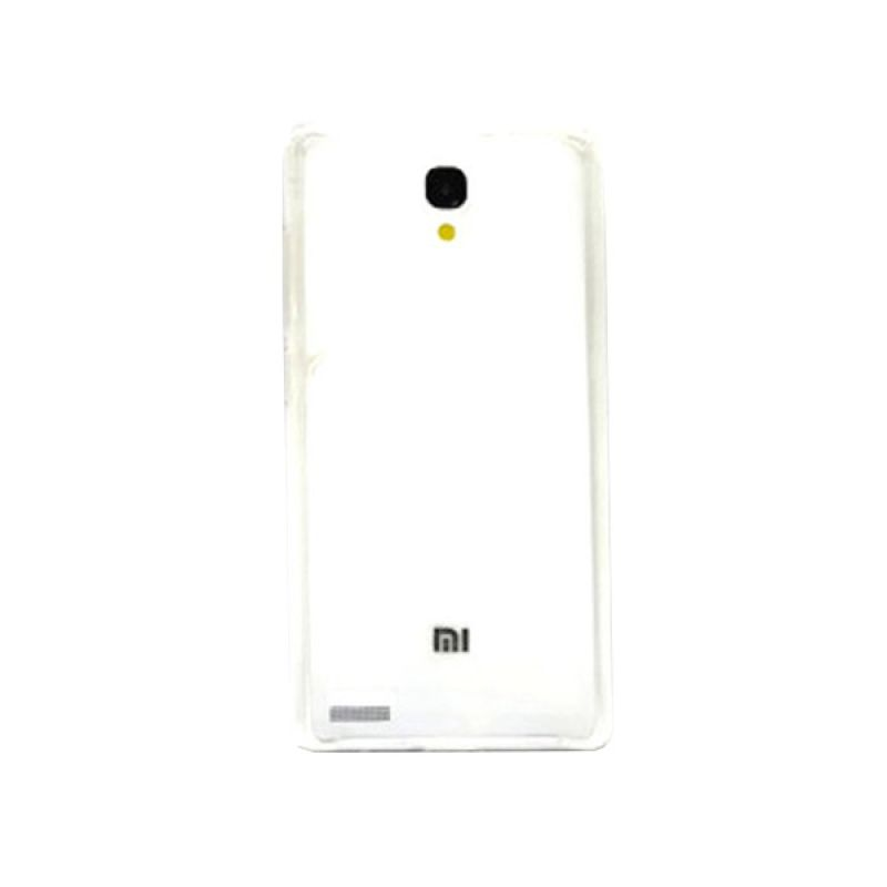 Hog TPU Mika Putih Casing for Xiaomi Redmi Note