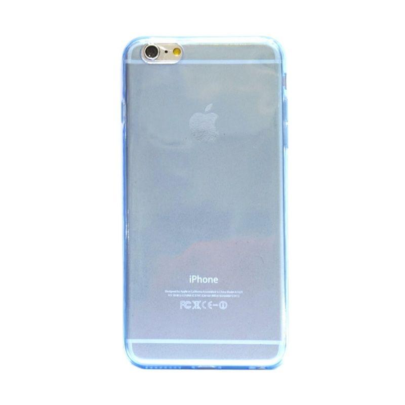 Hog TPU Slim Biru Casing for iPhone 6 Plus