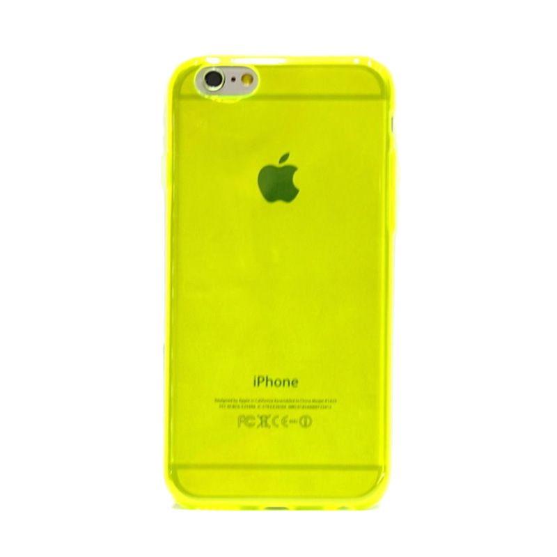 Hog TPU Slim Hijau Casing for iPhone 6 Plus