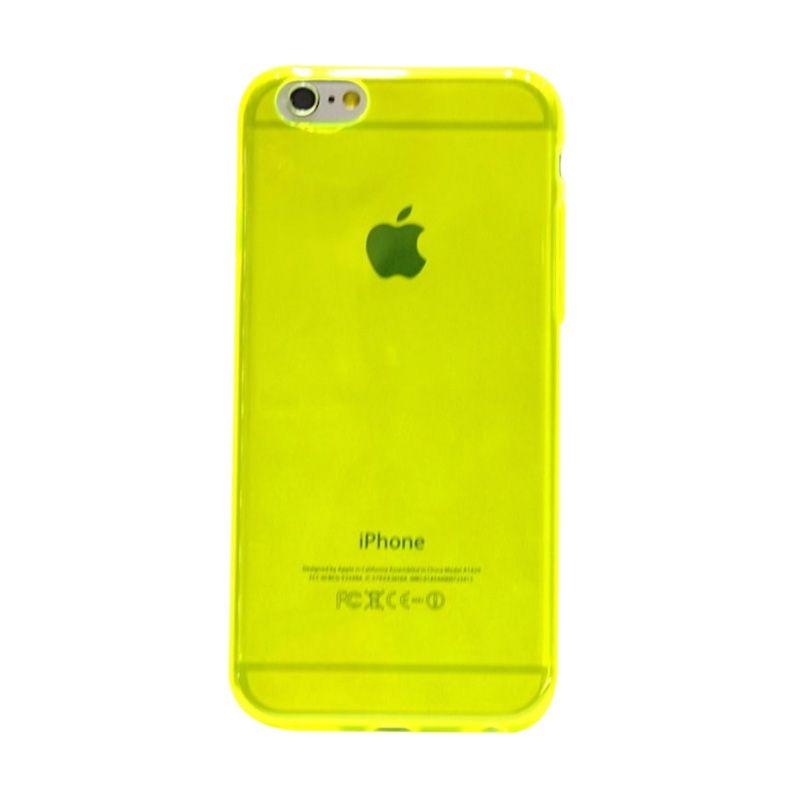 Hog TPU Slim Hijau Casing for iPhone 6
