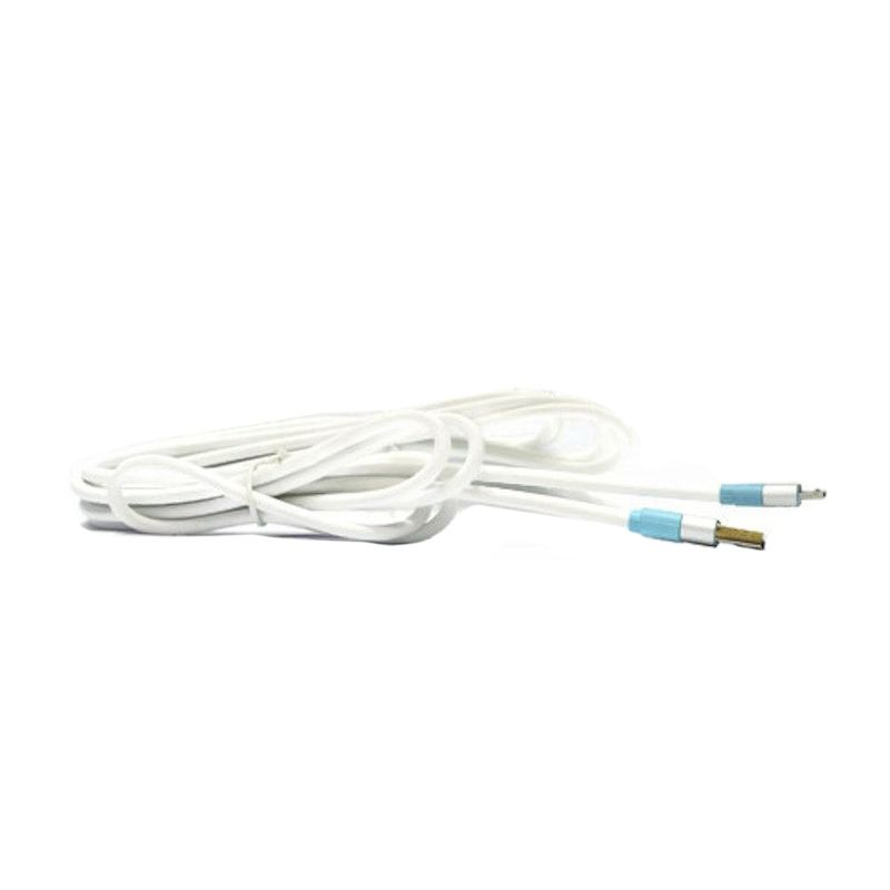 Joyroom White Lightning Cable For Iphone 5 or 5s or 6 or 6 Plus [3 m]
