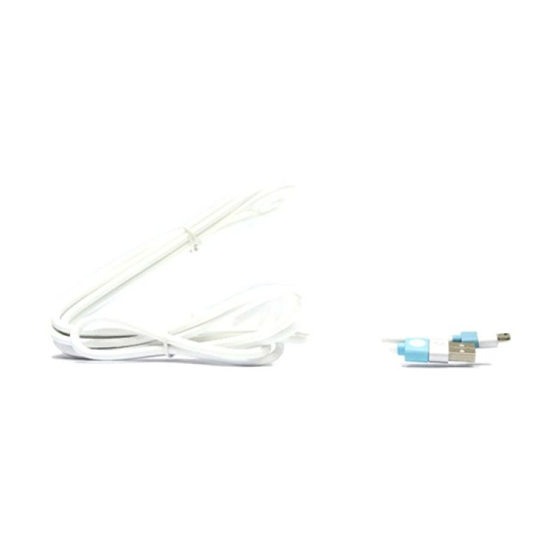 Joyroom White Micro Cable [3 m]