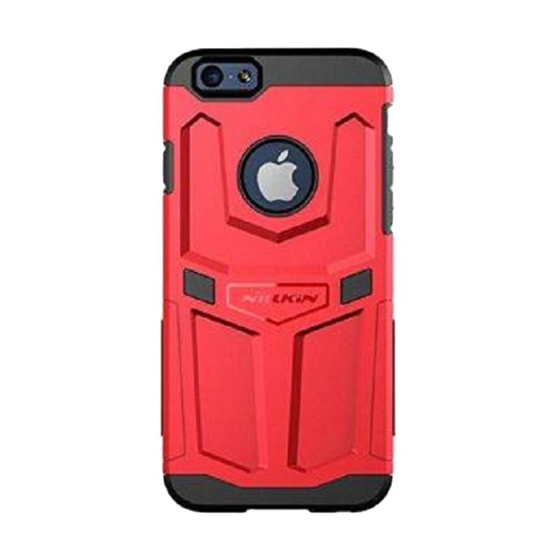 Nillkin Defender Tough Shock Proof Red Casing for iPhone 6