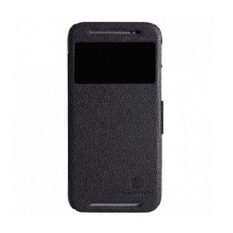 Nillkin Fresh Black Casing for HTC New One M8