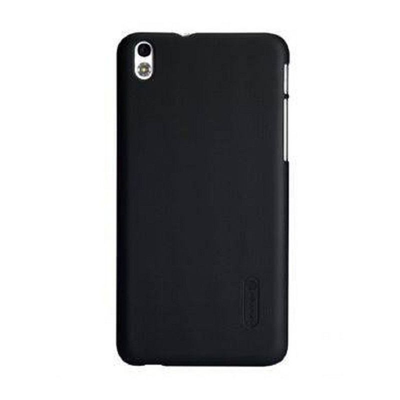 Nillkin Super Frosted Shield Hitam Casing for HTC 816
