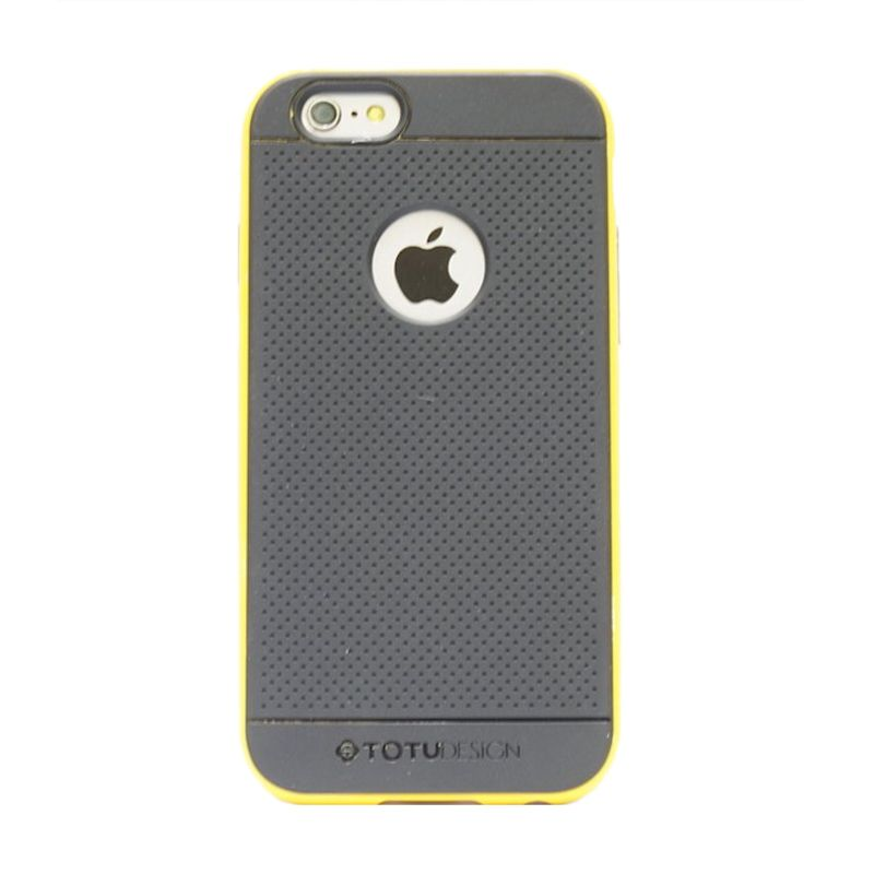 Totu Endless Series Yellow Casing for iPhone 6 Plus