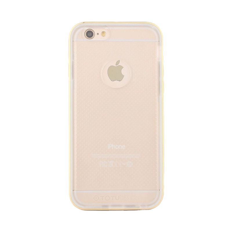 Totu Exquisite Endless Series Gold Casing for iPhone 6 Plus