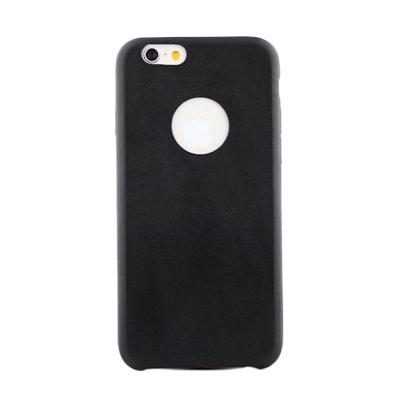 Totu Skin Series Black Casing for iPhone 6 Plus