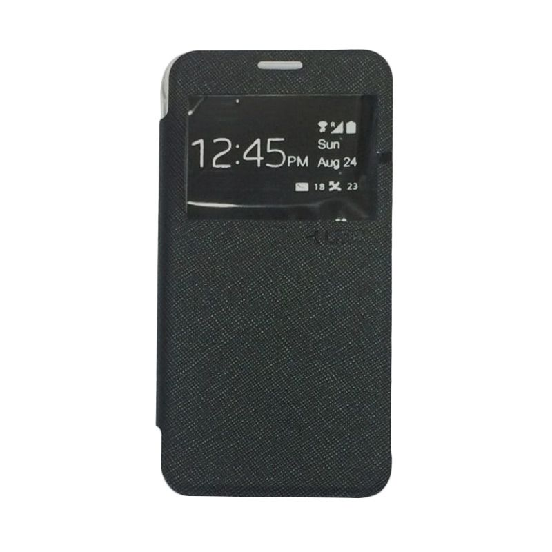 Ume Enigma View Hitam Casing for Samsung Galaxy Alpha