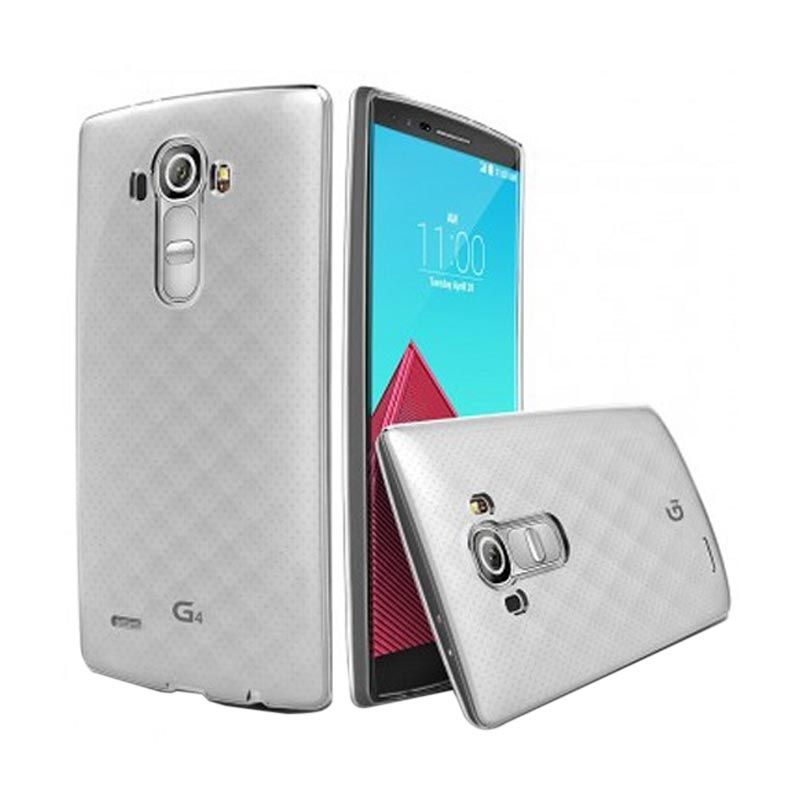 Verus Crystal Light Clear Casing for LG G4