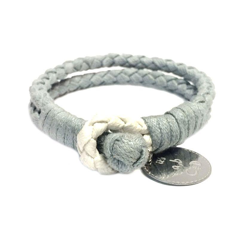 It's ABCD Arden XX Abu Putih Bracelet