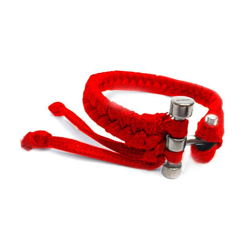 itsabcd Adam Bracelet Merah