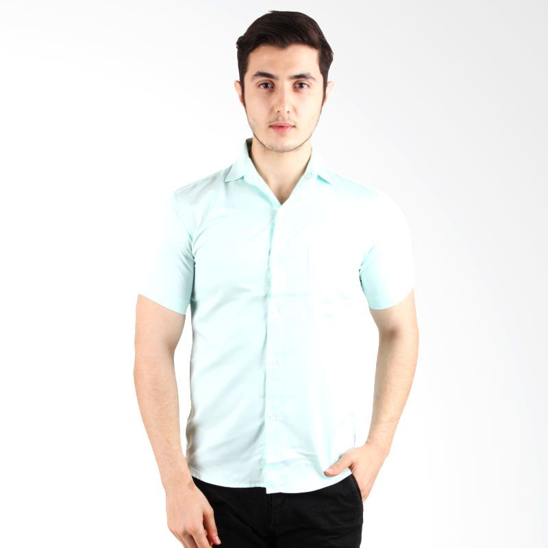 Itsabcd Mint Short Sleeve Shirt