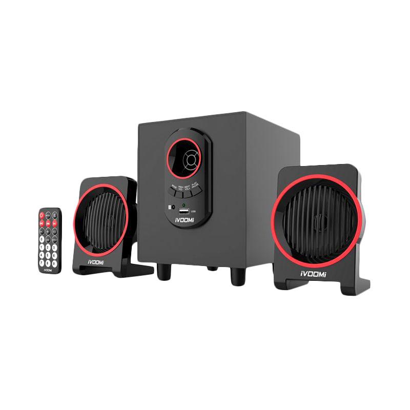 Intex IVO 1600U Speaker - Black