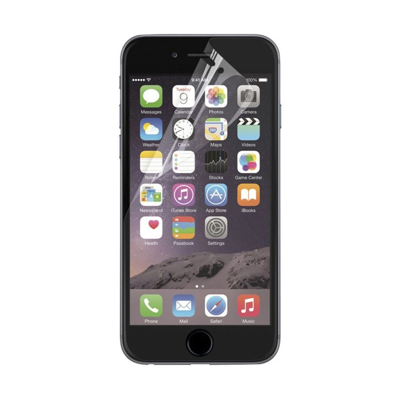 Ahha Monshield Clear Screen Guard for Iphone 6 Plus