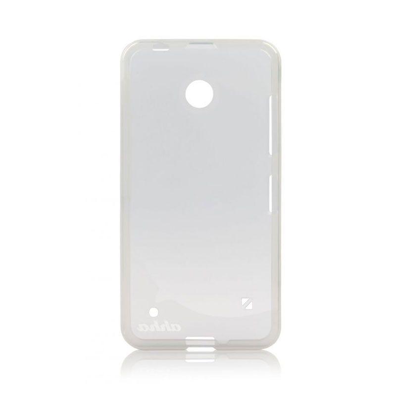 Ahha Moya Gummishell White Casing for Lumia 630