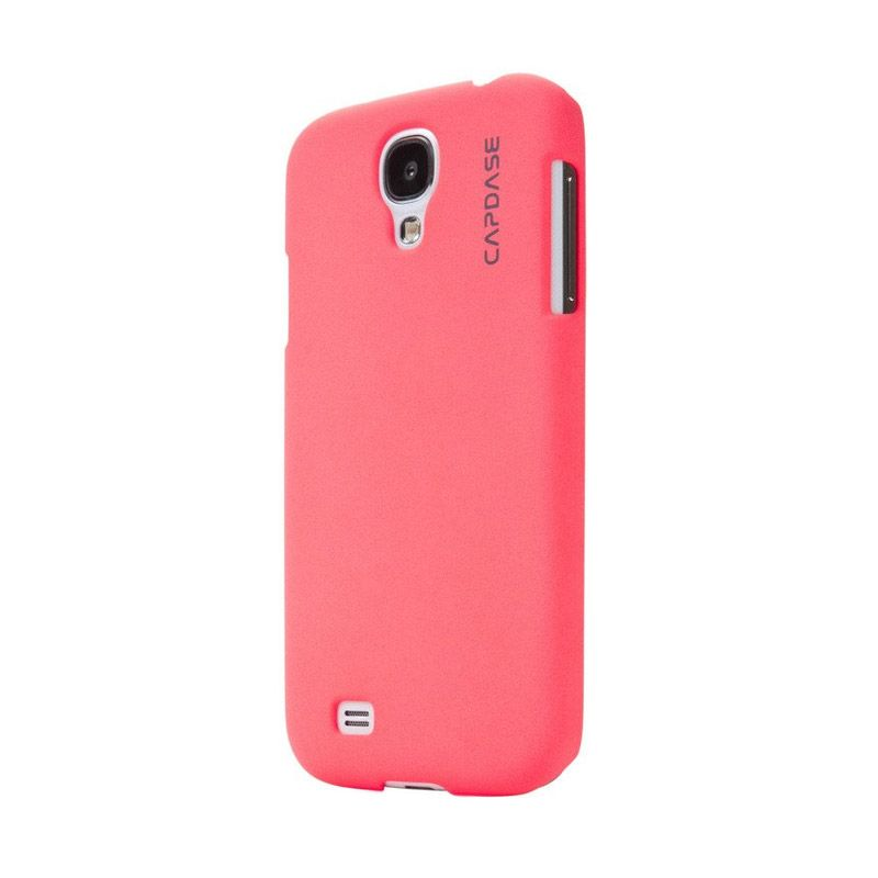 Capdase Karapace Jack Pink Casing for Galaxy S4