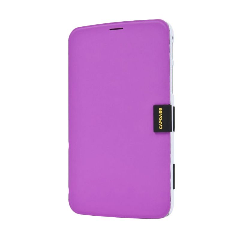 Capdase Karapace Jacket Elli Fuchsia Casing for Samsung Galaxy Tab 3.7