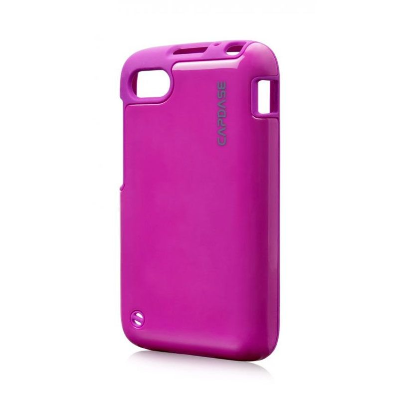 Capdase Polimor Jacket Fuchsia for BB Q5