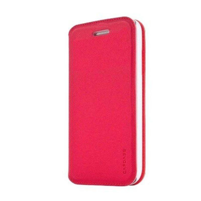 Capdase Sider Baco Folder Merah Casing for iPhone 5S