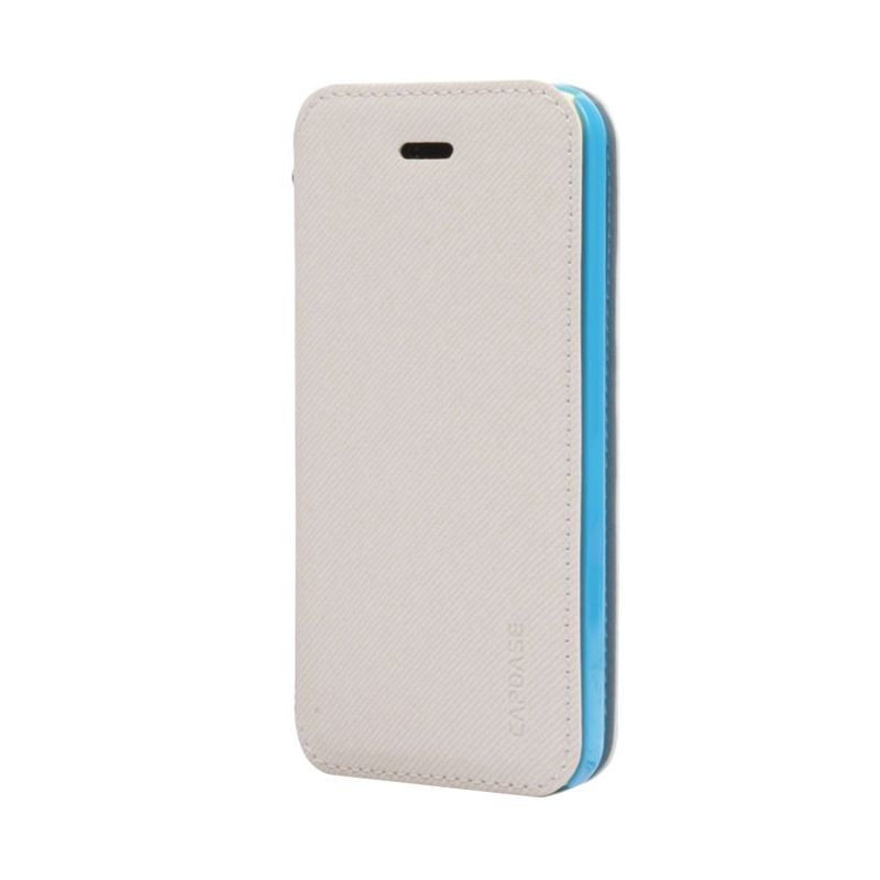 Capdase Sider Baco Putih Casing for iPhone 5C