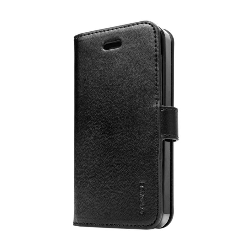 Capdase Sider Class Hitam Casing for iPhone 5C