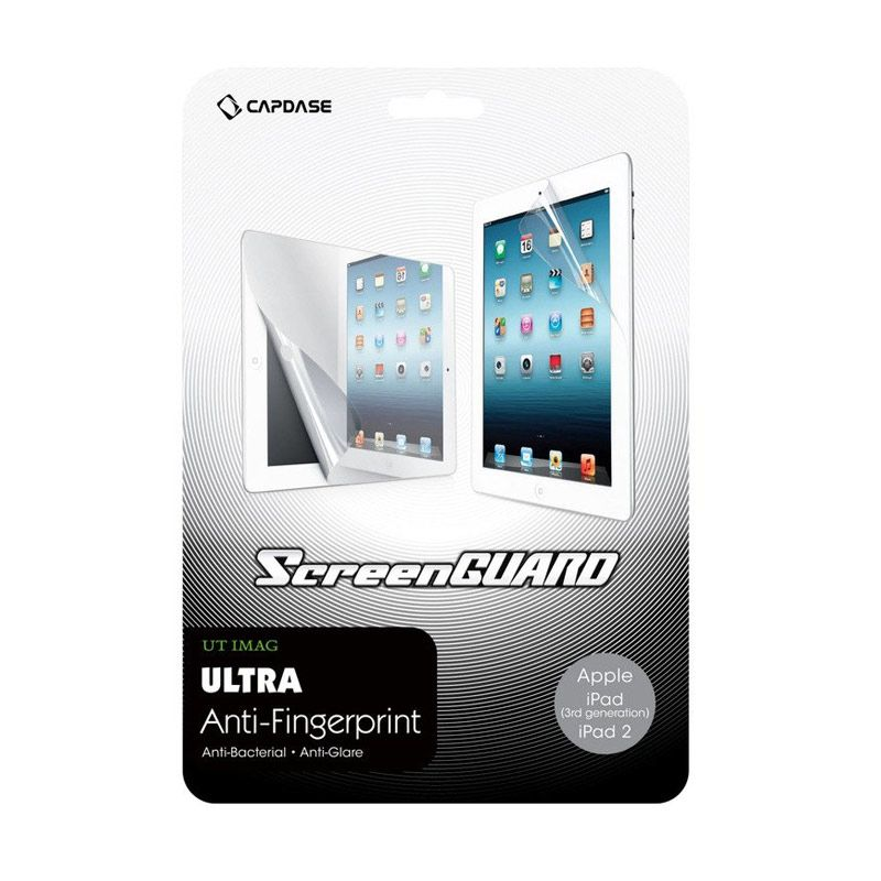 Capdase UT IMAG Screen Guard for iPad 2 or 3