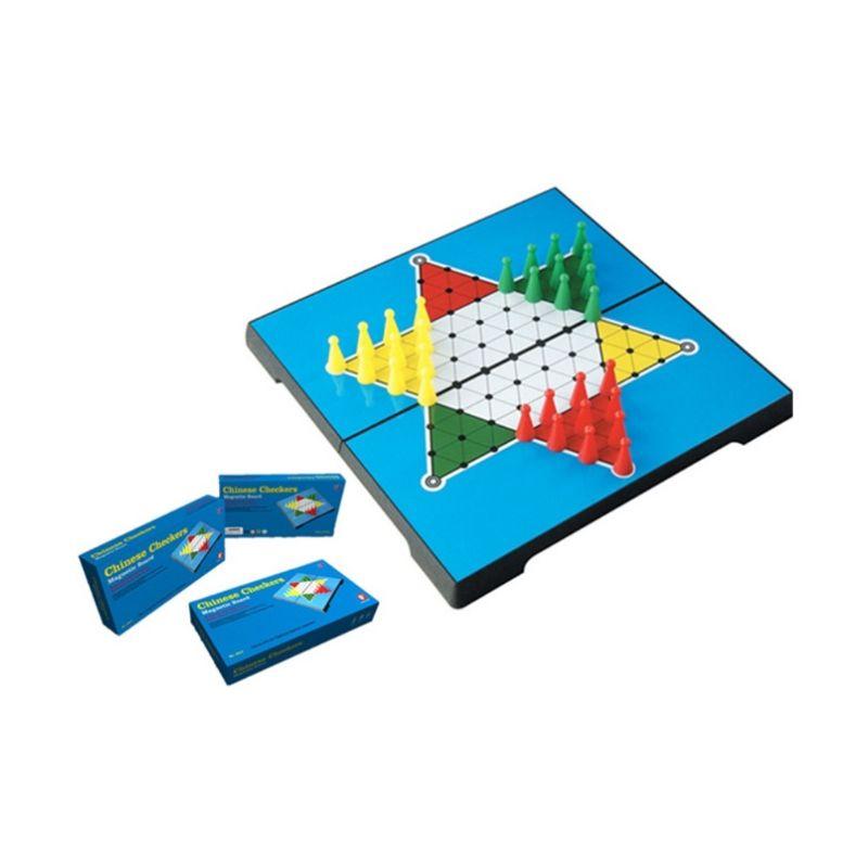 UB M Folding Chinese Checkers 2614 Mainan Anak