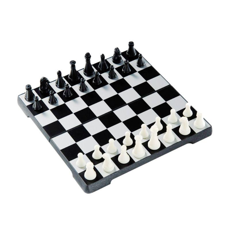 UB Magnetic Folding Chess 1510-B Mainan Anak