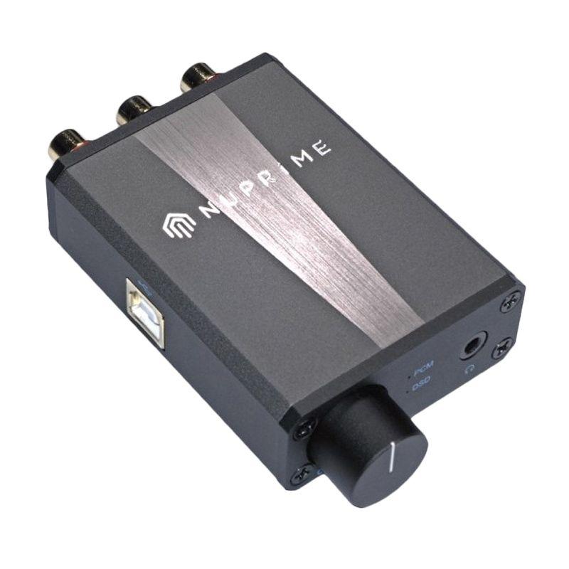 NuPrime uDSD Headphone DAC Amplifier