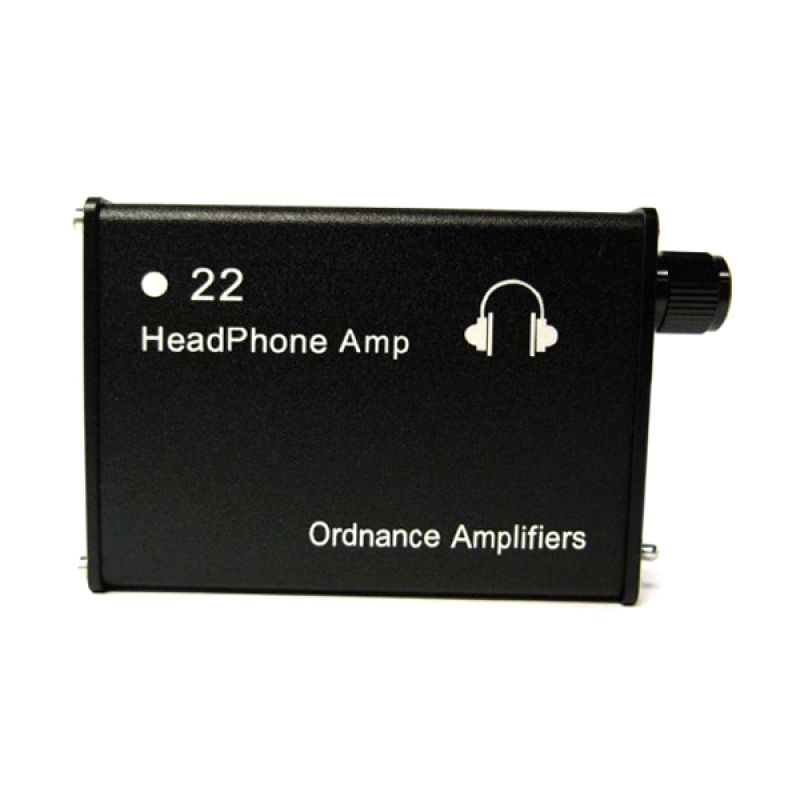 Ordnance 22 Amplifier Hitam