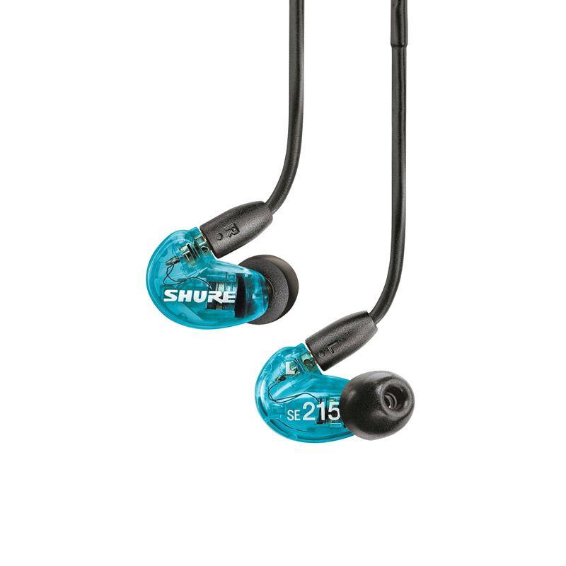 Shure In-Ear Monitor SE215 Special Edition Earphone