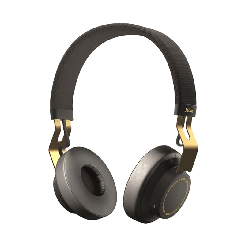 Jabra Move Wireless Stereo Headset Gold