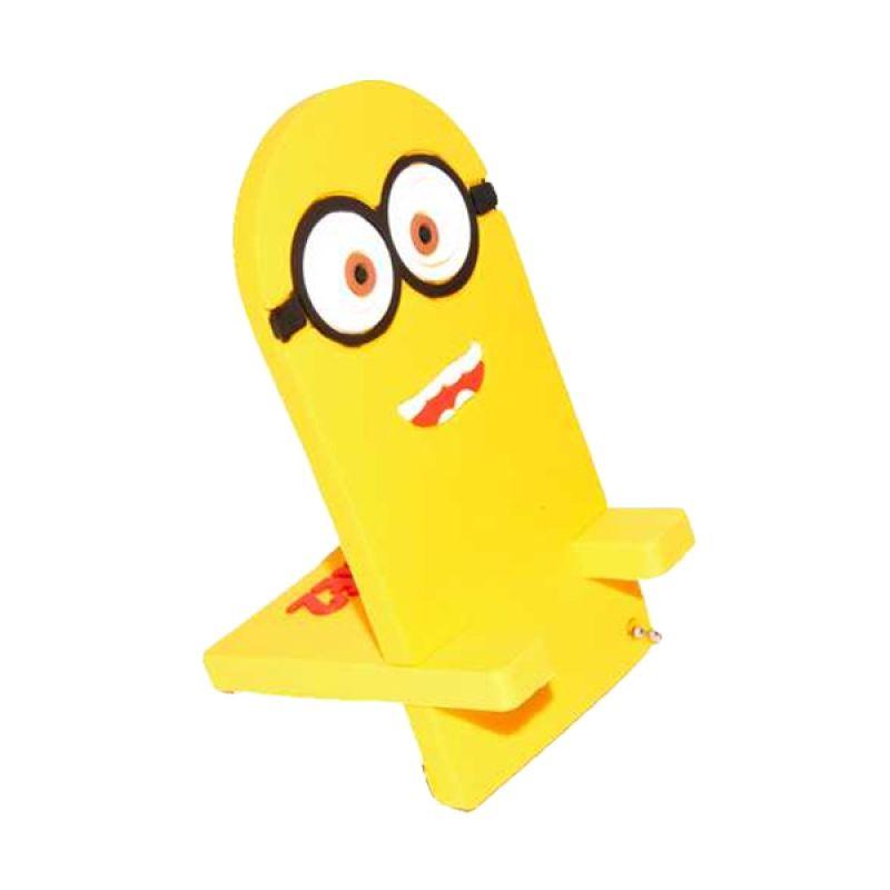 Jack Karakter Minion Kuning Penyangga Handphone